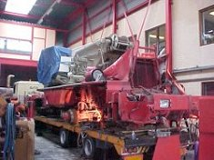 Liebherr LTM 1045 for parts