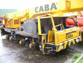 Liebherr LTM 1060 for parts