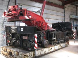 Liebherr LTM 1025 for parts