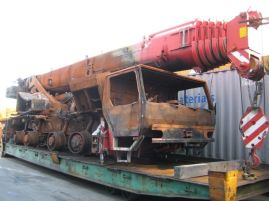 Liebherr LTM 1080-1 for parts